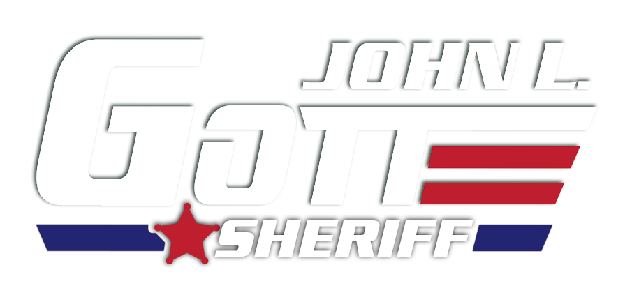 John L. Gott for Sheriff